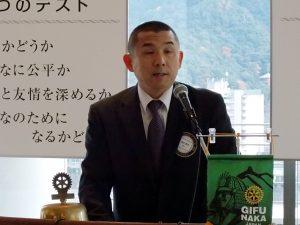渡辺成洋委員長