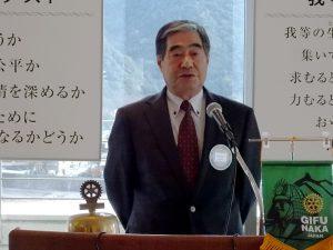 森井脩次委員長
