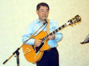 直前会長 長井義夫会員
