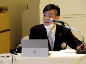 吉田茂生会員写真
